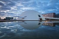 世界遺産:ブラジリア Brazil, Distrito Federal-Brasilia, Brasilia, Cultural Complex of the Republic, National Museum