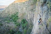 Climbing in Guadalajara, Jalisco, Mexico