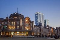 Japan , Tokyo City ,The  renewed Tokyo Station