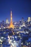 Tokyo Tower, Photo by Maurizio Rellini/SIME