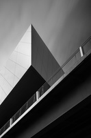 Phaeno abstractly, Wolfsburg, architecture shot Photo by Steve Simon
