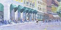「Bellagio on a Summer Day」
