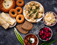 ロシアの伝統料理