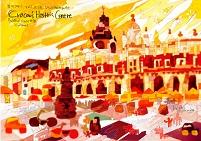 ポーランド クラクフの歴史地区