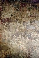 アジャンタ石窟 第17窟 壁画 世界遺産