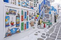 ギリシャ ミコノス島 ミコノスタウン