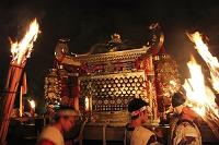 京都府 鞍馬の火祭り