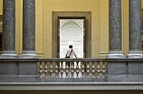 ブダペスト 近代美術館 館内