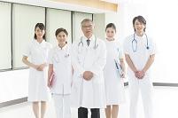 医者と看護師集合