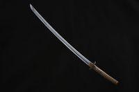 美術刀剣 日本刀 抜き身 日本刀 の全景横