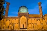 ウズベキスタン サマルカンド