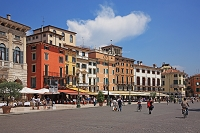 イタリア ヴェローナ 街並み