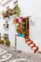 スペイン フリヒリアナ 白い村