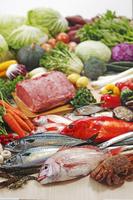 野菜・魚介・肉集合