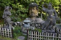 静岡県 熱海市 福泉寺の首大仏