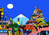 JAPANのお城