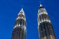 マレーシア クアラルンプール ツインタワー上層階