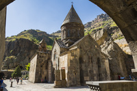 アルメニア ゲガルド修道院