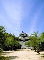 愛媛県 松山城