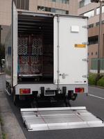 配送用のトラック