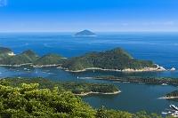 長崎県 五島市 城岳展望台