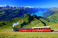 スイス ブリエンツ・ロートホルン鉄道
