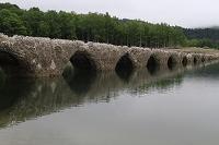 北海道 上士幌町 タウシュベツ橋梁(旧国鉄士幌線)