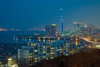 福岡県 福岡の夜景