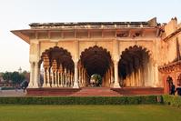 インド アーグラ城塞 謁見の間
