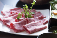 しゃぶしゃぶの肉