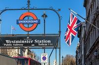 イギリス ロンドン ウェストミンスター駅