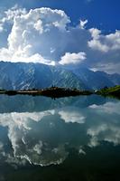 長野県 夏の八方池