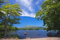 北海道 大沼と駒ヶ岳