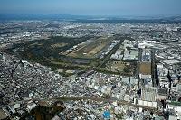 東京都 立川駅と昭和記念公園周辺