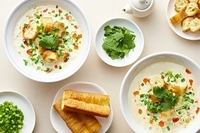 鹹豆漿 台湾の朝食