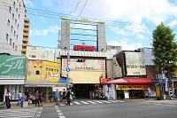 大阪府 大阪市 黒門市場 末広会側の出入口