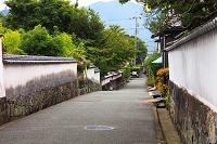 山口県 萩市 菊屋横丁(萩城の城下町)