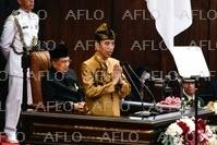 インドネシア大統領が所信表明演説 首都移転を正式に提案