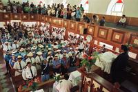 クック諸島 ラロトンガ島 教会の礼拝