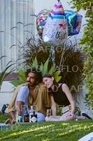 デーヴ・パテール、30歳の誕生日を恋人ティルダとお祝い