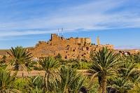 モロッコ ティフルトゥトのカスバ