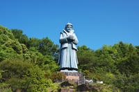 熊本県 日本一の天草四郎像