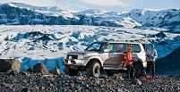 アイスランド 車