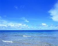 ミクロネシア・チューク州 ジープ島の眺め