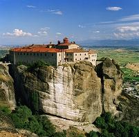 ギリシャ テッサリア アギオス・ステファノス修道院
