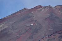 静岡県 秋の富士山
