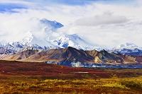 アメリカ合衆国 アラスカ州 デナリ国立公園