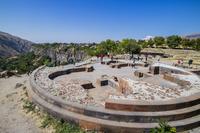 アルメニア ガルニ神殿