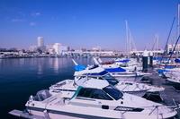 千葉県 船橋ボートパークと船橋漁港