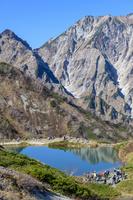 長野県 白馬村 八方池